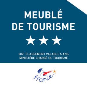 Eole est classé meuble de tourisme 3 *